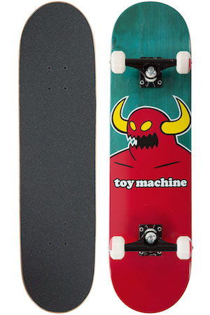 Toy Machine Monster Complete Board - skatedeluxe