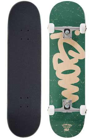 Mob Skateboards Mob Tag Complete Board - skatedeluxe