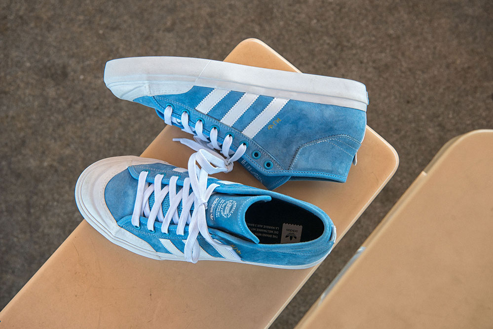 Marc Johnson Drops His First Shoe With adidas Skateboards