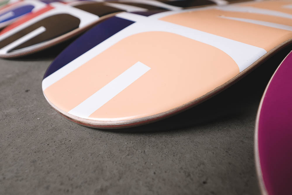 "SK8DLX Athletic Deck 7.785"" Detail"