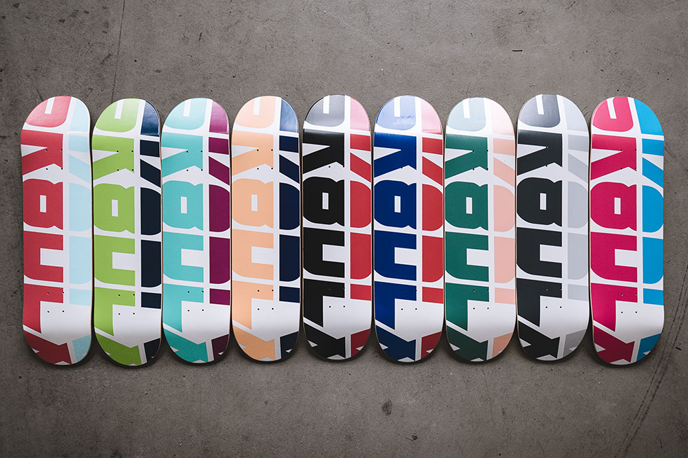 SK8DLX Athletic Series