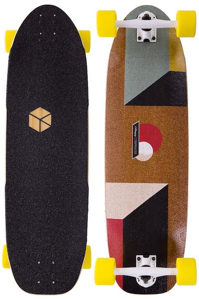 Loaded Truncated Tesseract 33 Complete-Longboard