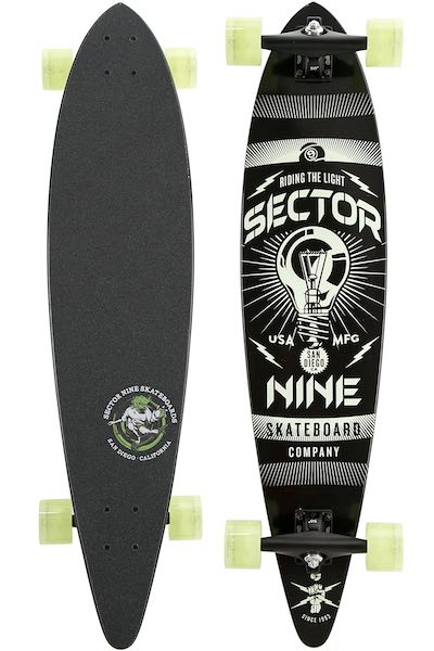 Sector 9 Beacon 38 Komplett-Longboard