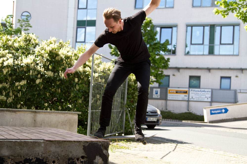 Planche Plan B BLK ICE - Noseslide