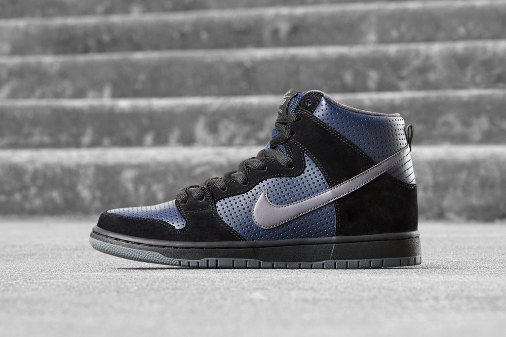 nike sb dunk high pro gino iannucci a twist on the classic