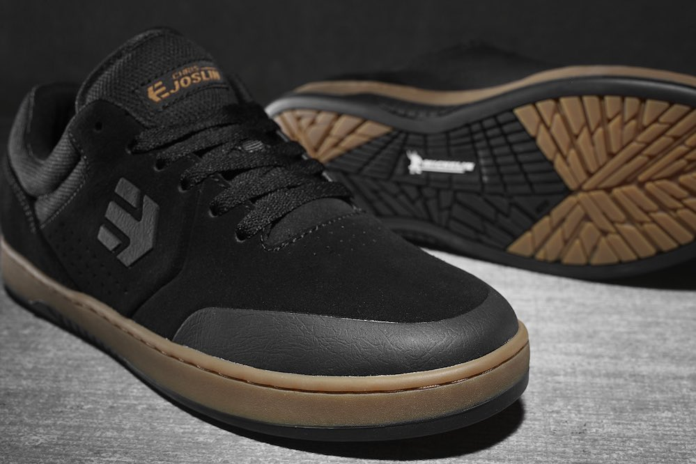 etnies Marana x Michelin Black Red Gum