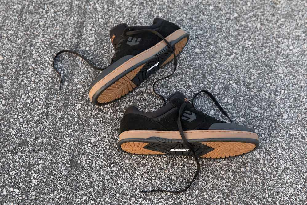 etnies Marana x Michelin - Black Red Gum