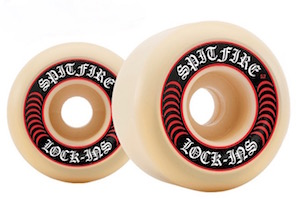 Spitfire Formula Four Lock Ins Wheels