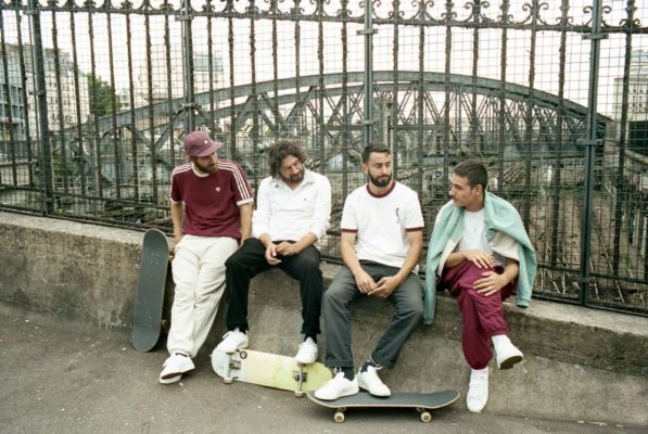 adidas Skateboarding x Magenta Collection