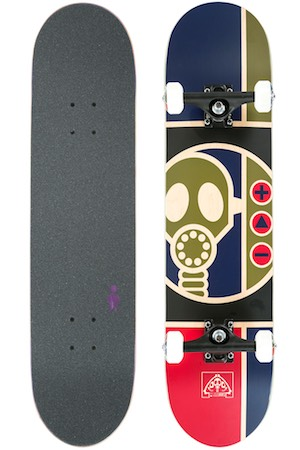 Alien Workshop Gas Mask Complete Board