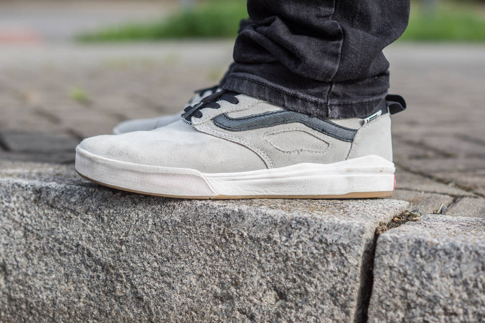 Vans UltraRange Skate Shoe Wear Test 5 hours