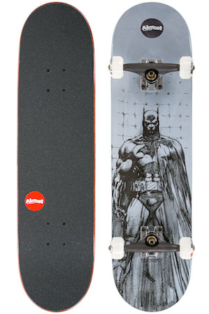 "Almost Batman Jim Lee 8"" Complete Board"