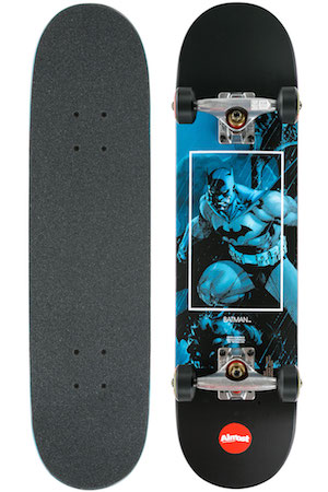 "Almost Team Batman Fight Club Mid 7.25"" Complete Board"