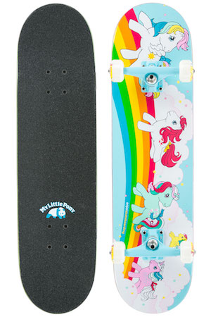 "Enjoi My Little Pony 8"" Complete Board"