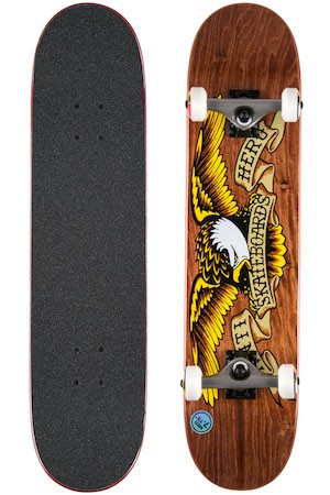 Anti Hero Stained Eagle Complete Skateboard