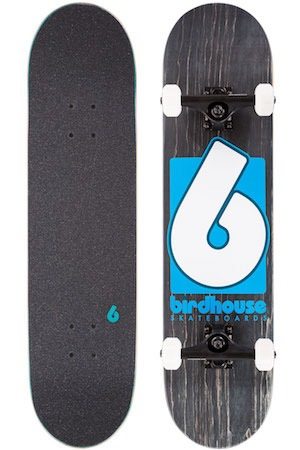 Birdhouse Stage 3 B Logo Complete Board