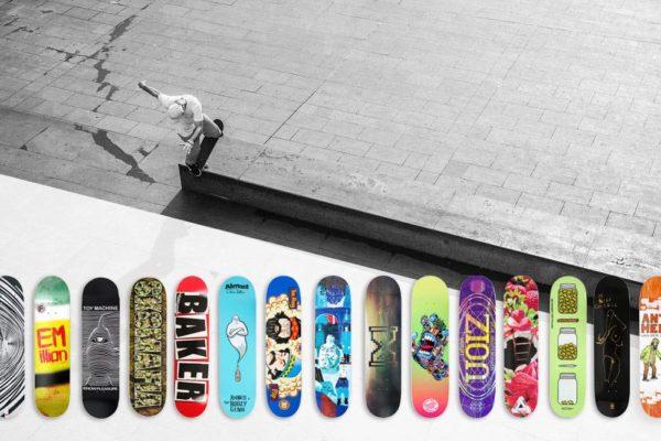 8cf2a86b1c ... Top 15  The best Skateboard Deck Brands of 2017