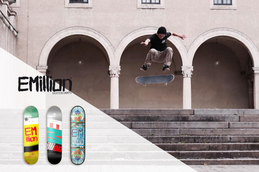 EMillion Skateboards