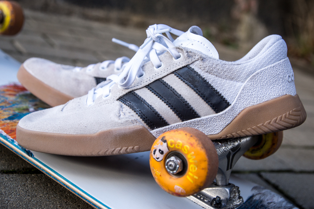 more photos 8fa04 0abb3 adidas City Cup skate shoe ...