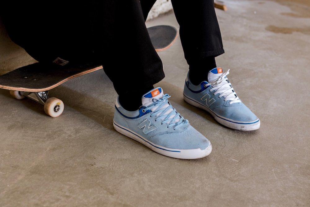 new balance skateboard