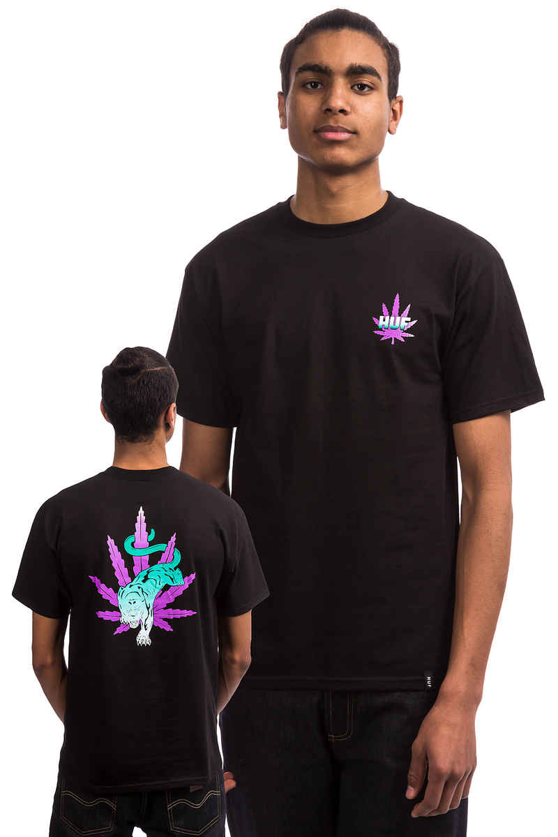 HUF Backlight Panther T-Shirt