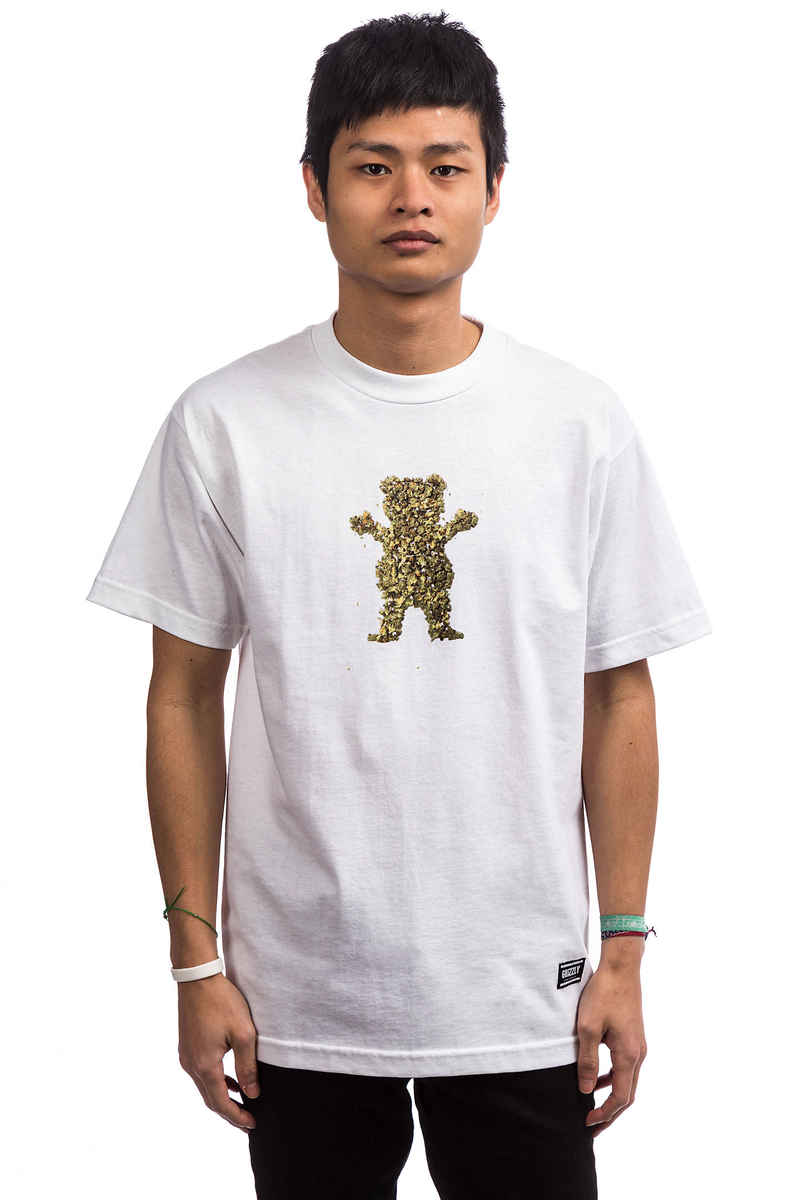 Grizzly Griptape Roll Up Bear T-Shirt
