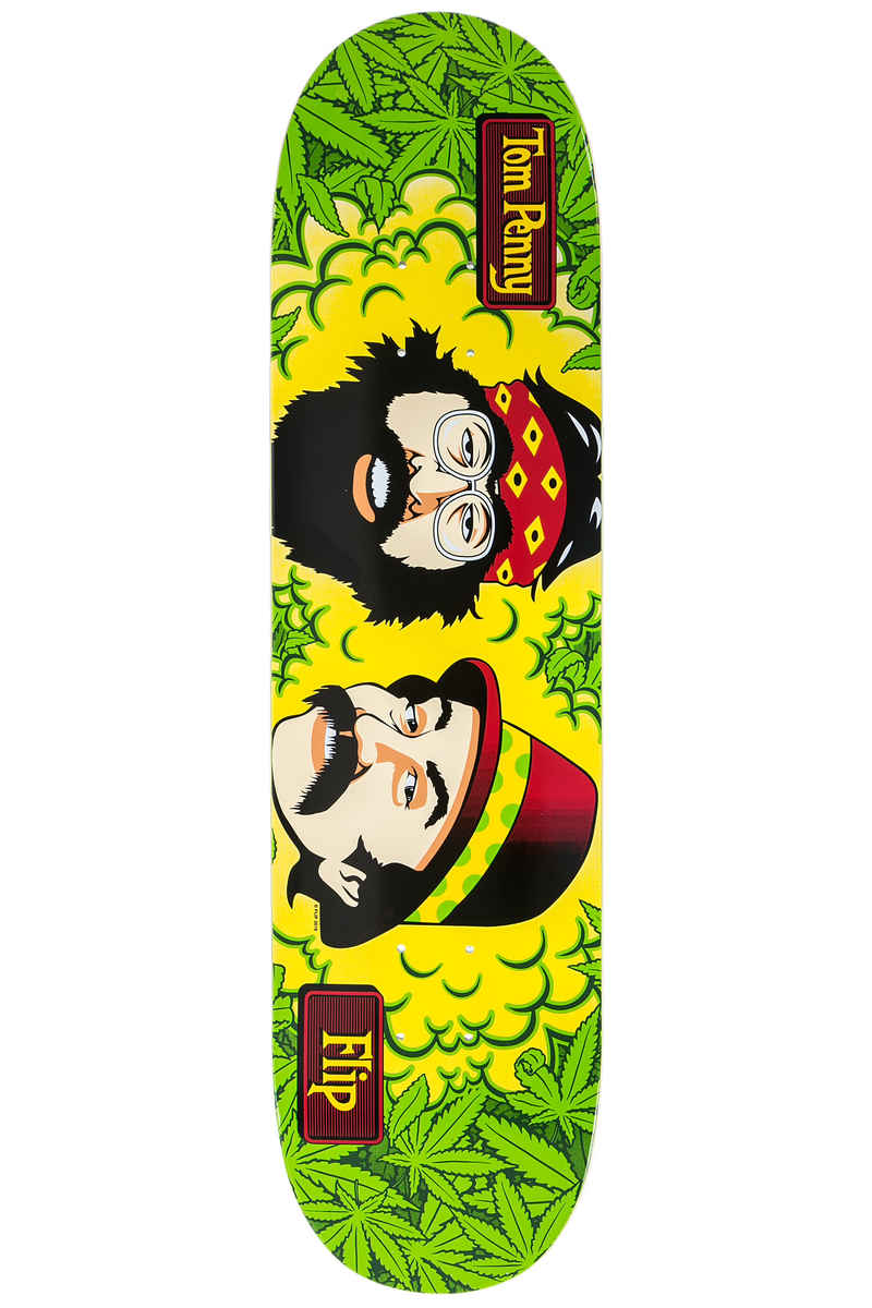 Flip Tom Penny Cheech and Chong Deck 8