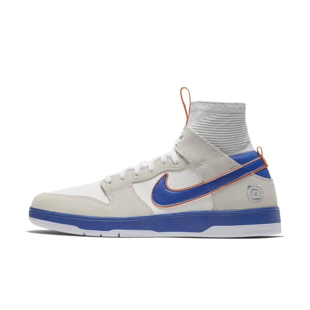 Nike SB Medicom Toy Dunk High Elite QS Lateral