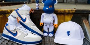 Nike SB x Medicom Bearbrick Collab Package