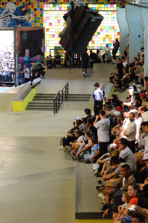 CPHBER Final Qualifiers @ Nike SB Shelter / Skatehalle Berlin