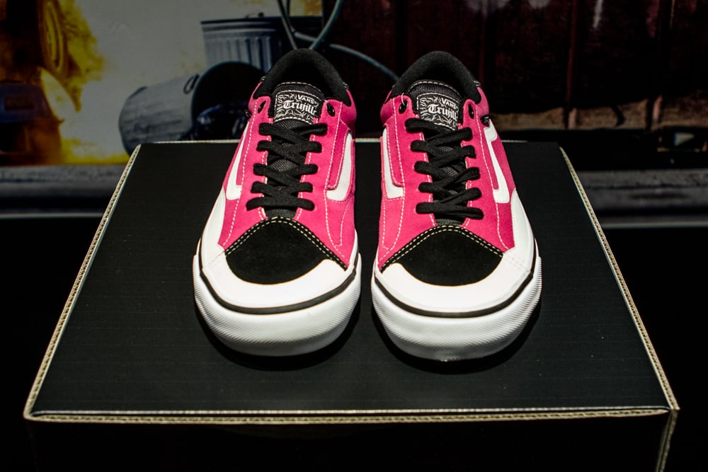 Vans TNT Advanced Prototype Black-Magenta-White