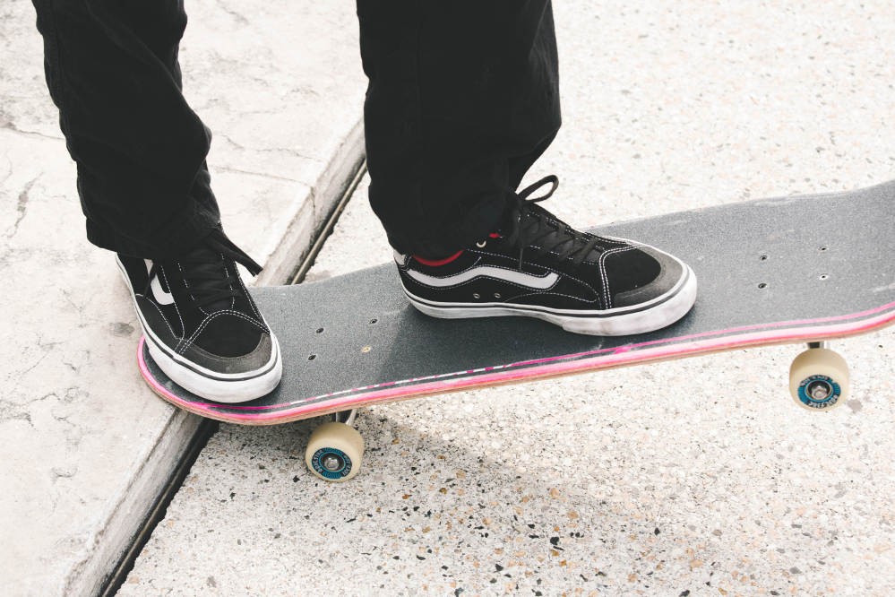 Vans TNT Advanced Prototype Wear Test