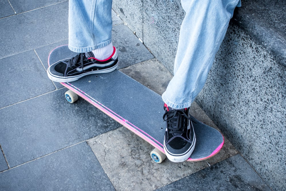 Vans TNT Advanced Prototype On Board Front