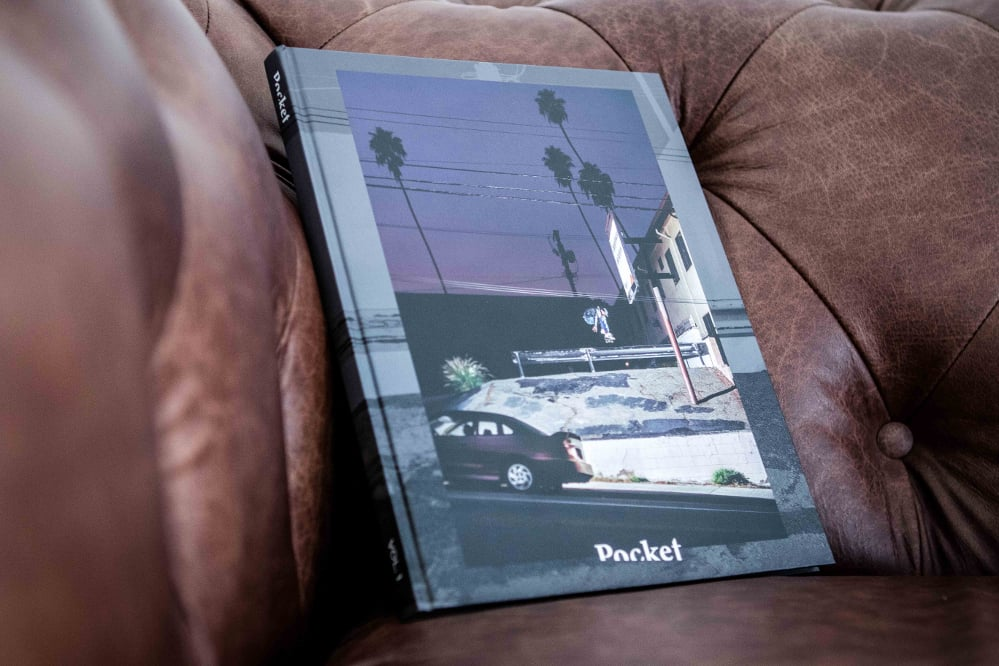 Pocket Skate Mag Vol. 1 | Book