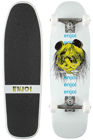 Enjoi 80s Head Complete Skateboard