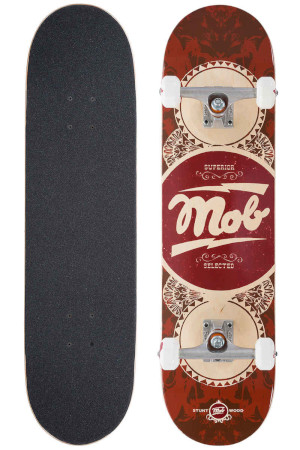 MOB Skateboards Gold Label Complete Skateboard