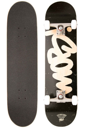 MOB Skateboards Mob Tag Complete Skateboard