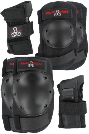 Triple Eight Street Protection Set