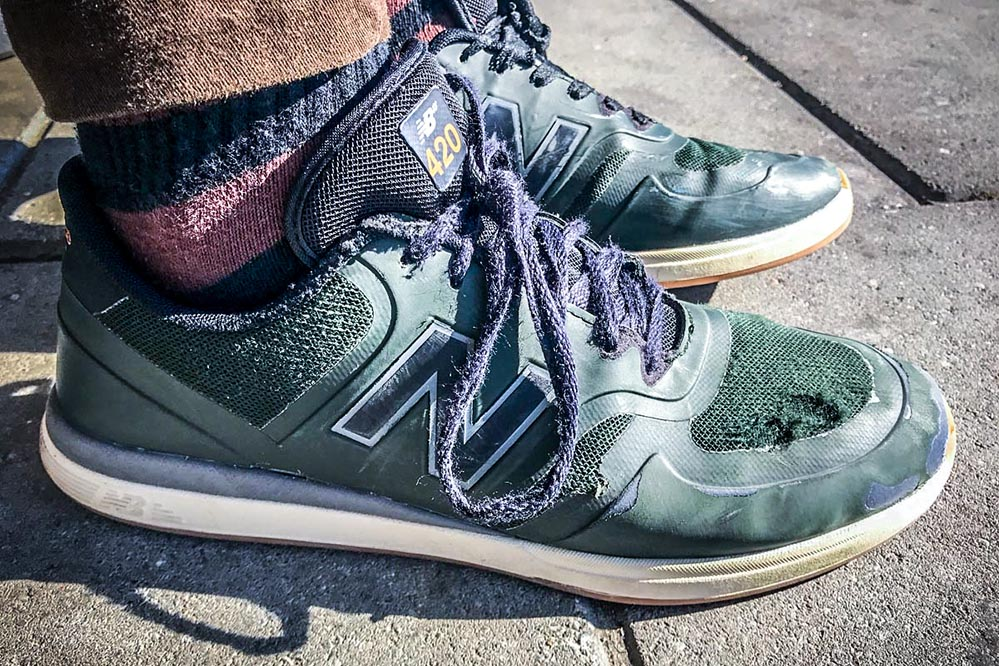 New Balance Numeric 420 20 Hours