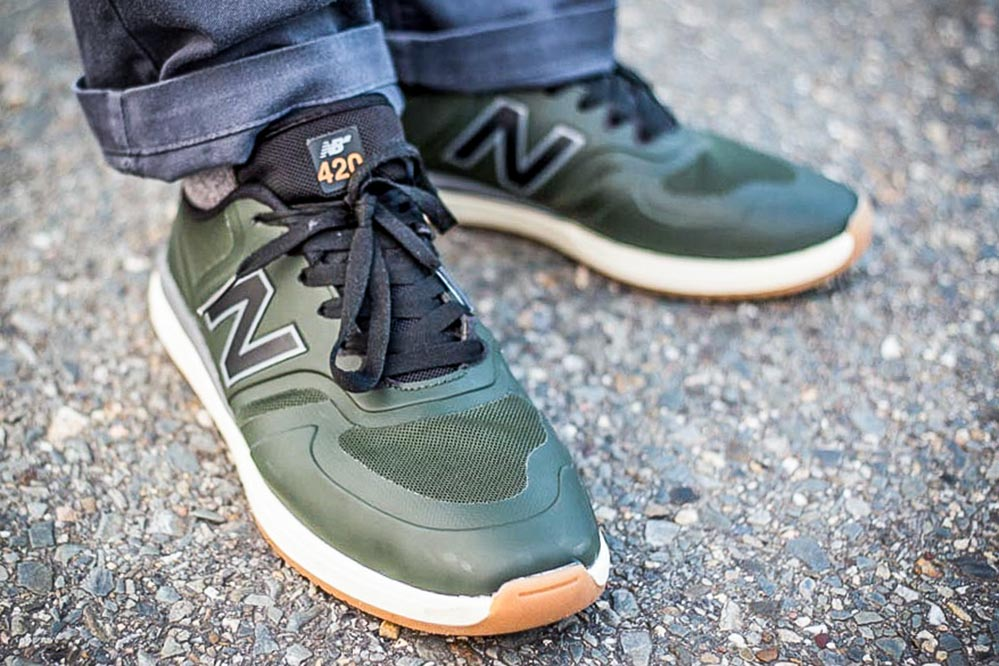 New Balance Numeric 420 Out of the Box