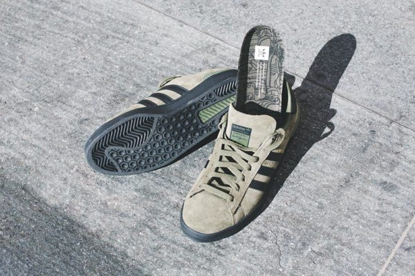 adidas Skateboarding Campus ADV Wear Test Skate Review