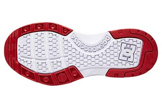 DC Shoes Dynamic Grip technology