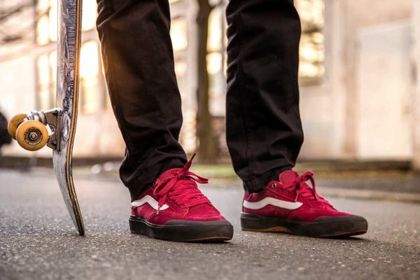 vans berle pro skate chaussures review