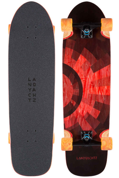 zum Landyachtz Rally Cat Komplett-Cruiser