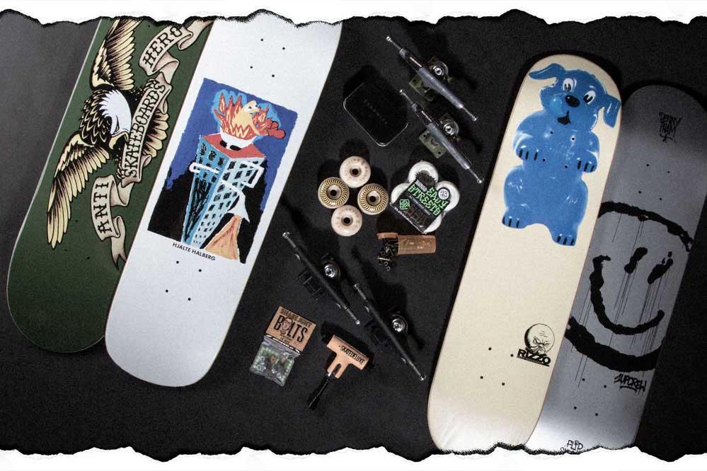 skateboard enfant vans