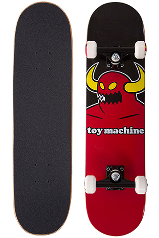 Toy Machine Monster Mini Complete Skateboard