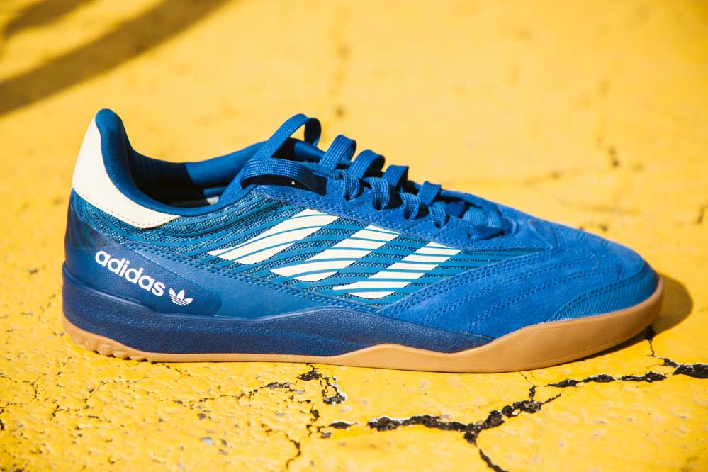 adidas Skateboarding Copa Nationale Wear Test