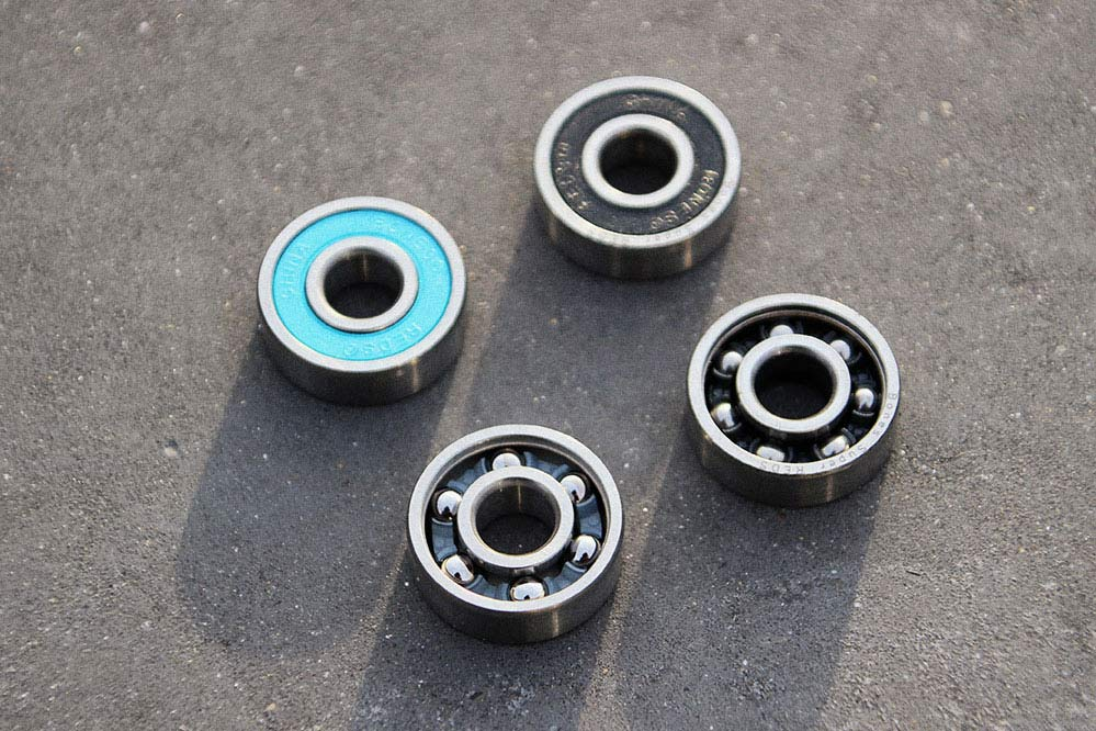 Bones Bearings REDS BIG BALLS Review