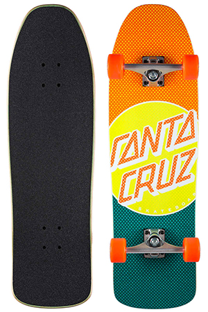 "Santa Cruz Process Dot 9.35"" Complete"