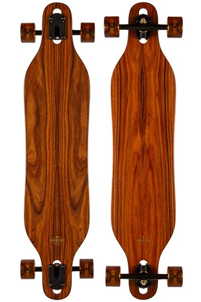 Arbor Axis Flagship complete Longboard